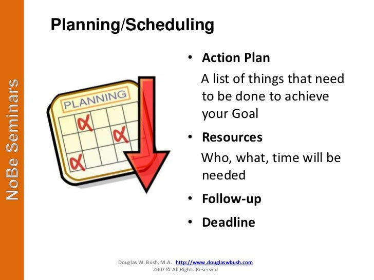 time action plan Print this form and use it to guide your work during the next four weeks some tasks are identified and need to be completed during that day.