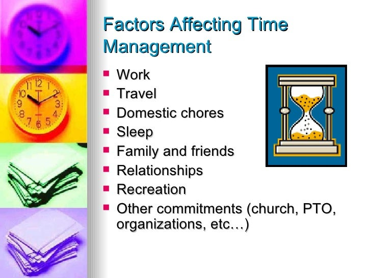 leadership activity for college students  time management