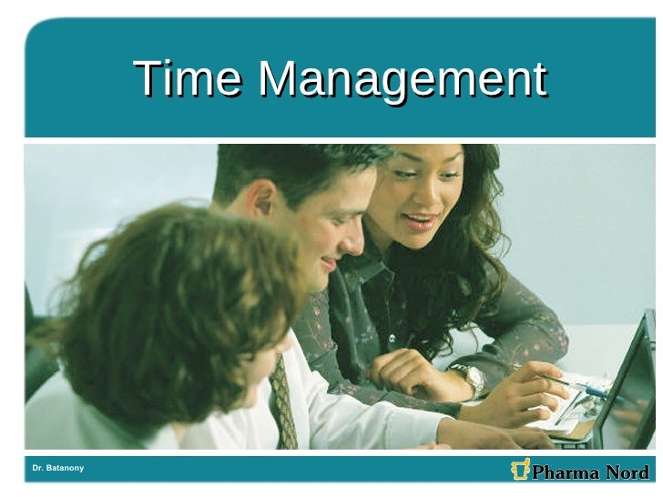 Time Management 2010