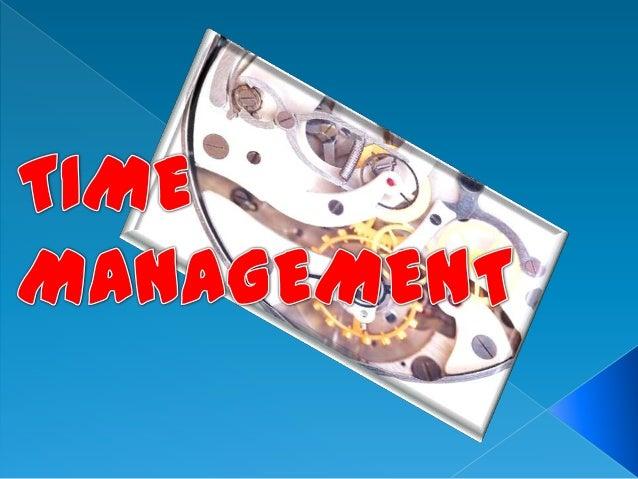 DKT TIME MANAGEMENT SEGMENT