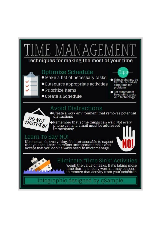 Can't get it all done? Here are some great time management tips.
