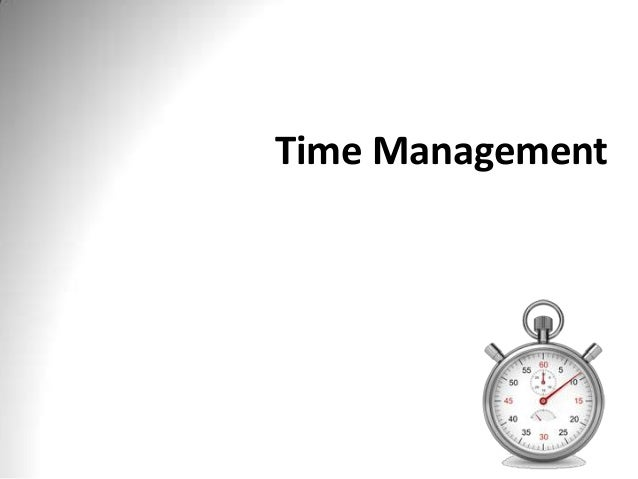 Time management mb induction