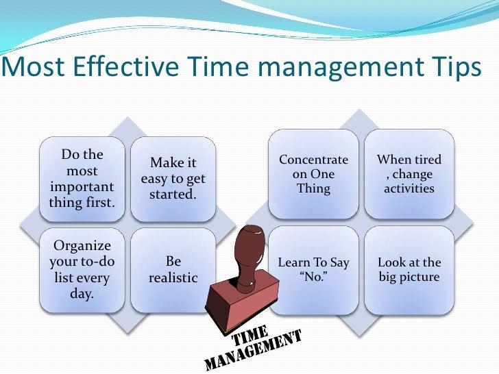Conclusion Of Time Management Essay