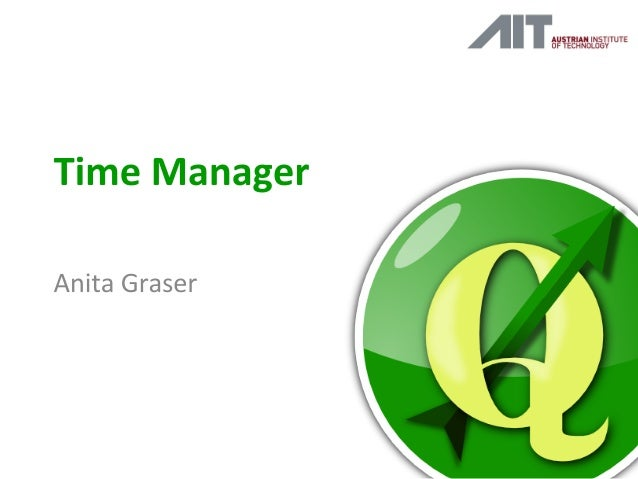 Time Manager Vortrag vom QGIS-DE Anwendertreffen 2015