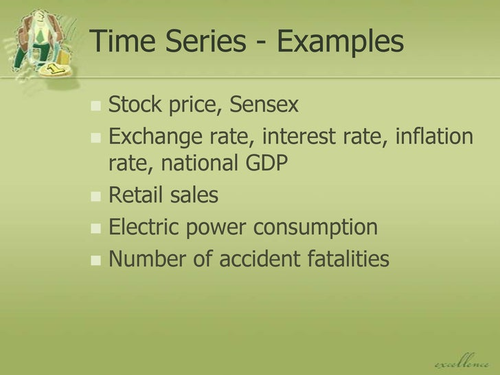 econometrical time series analysis Introduction to econometric time series analysis lecture summer term 2018 introduction to econometric time series analysis.