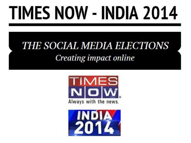 Times now election results2014