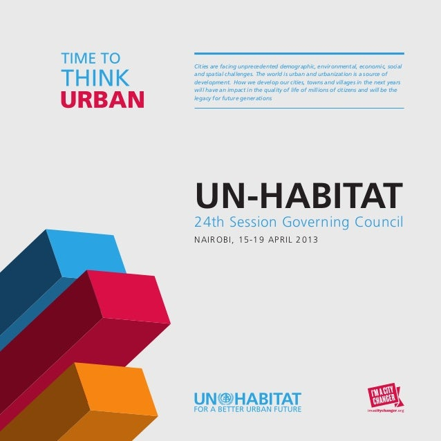 Cities are facing unprecedented demographic, environmental, economic, social and spatial challenges. The world is urban an...