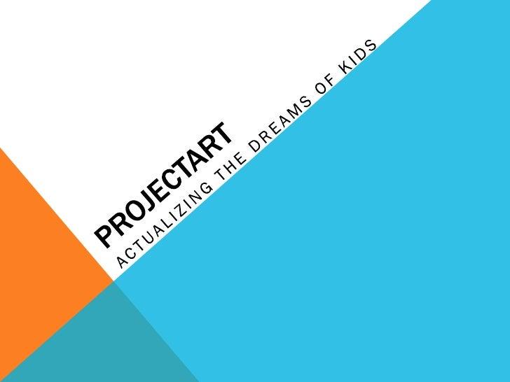 ProjectArt Presentation
