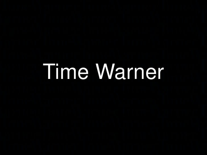 Time Warner <br />