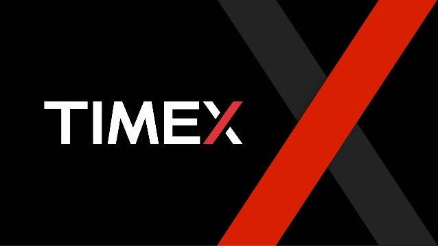 Timex presentation