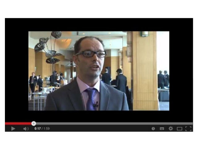 Providing feedback from this years Summit: Interview: Tim Jenkins, Business Commentator & Former Global News Presenter at ...