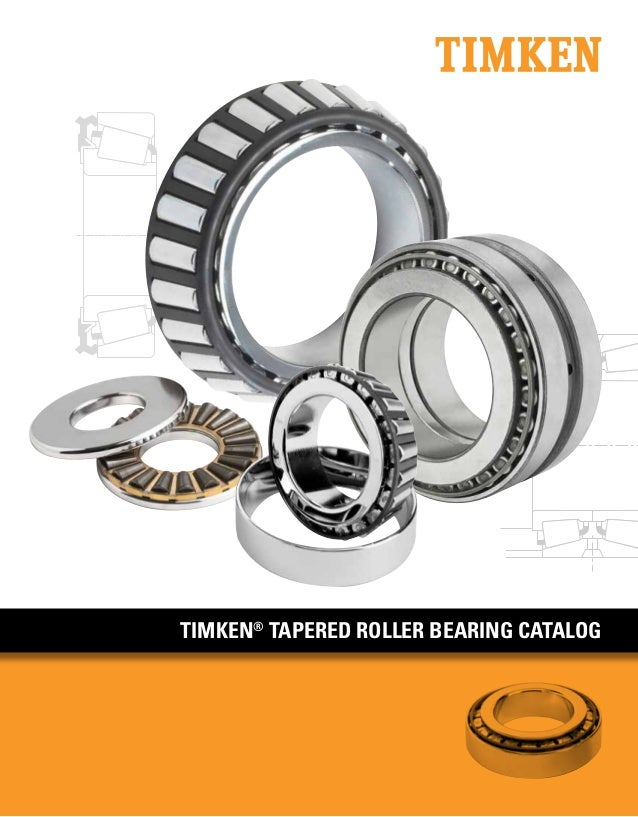 timken tapered roller bearing catalog pdf