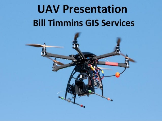 2013 ASPRS Track, UAV for Air Photo Mapping and Event Response by Bill Timmins