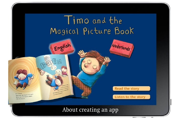 Timo and the Magical Picture Book – About creating an appIn this lesson you will learn all about making the app from the p...