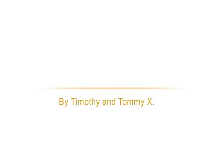 THE WARRING STATEPERIOD IN THE HISTORY OF     ANCIENT CHINA!     By Timothy and Tommy X.