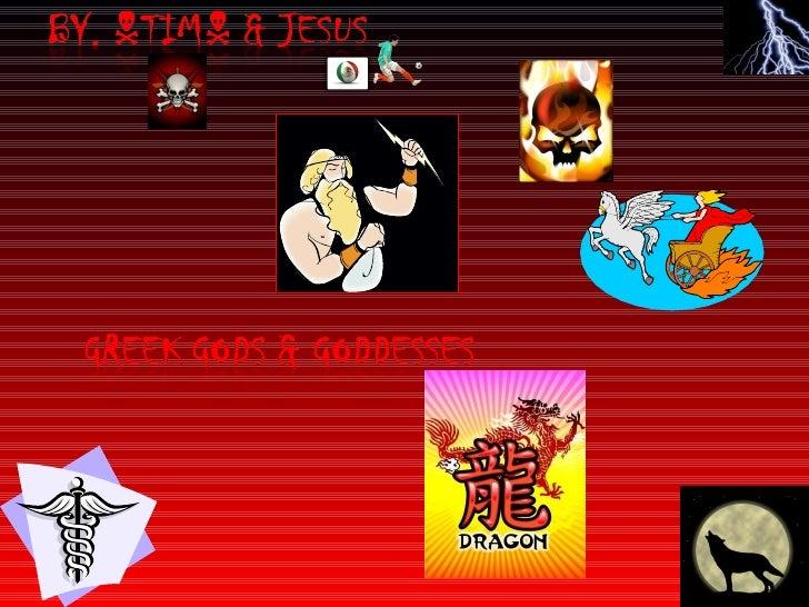 Tim & Jesus's PowerPoint