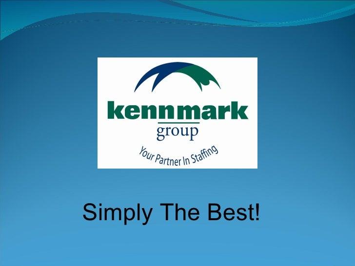 Kennmark Group Powerpoint Presentation