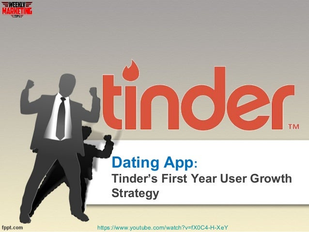 First app dating