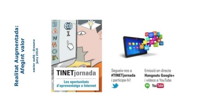 TINETjornada 2014