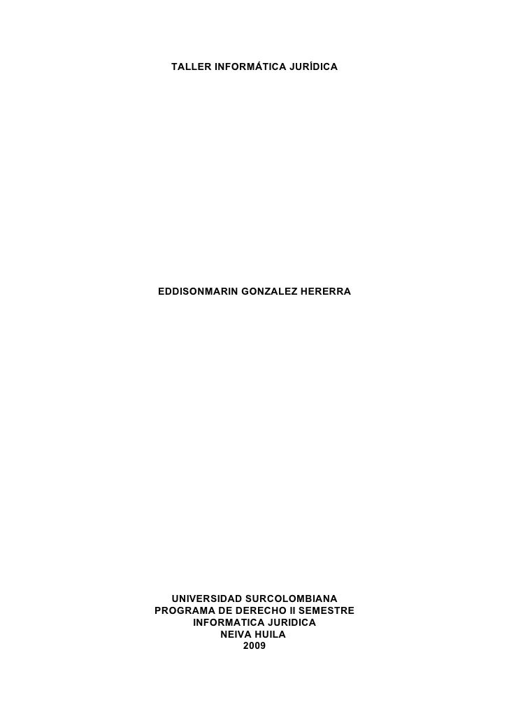 T Info. Juridica