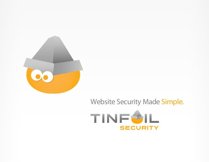 TinfoilSecurity