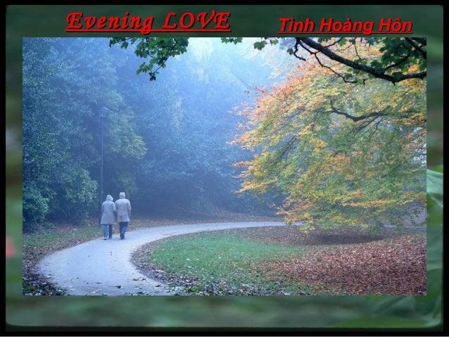 Evening LOVE STORY  Tình Hoàng Hôn