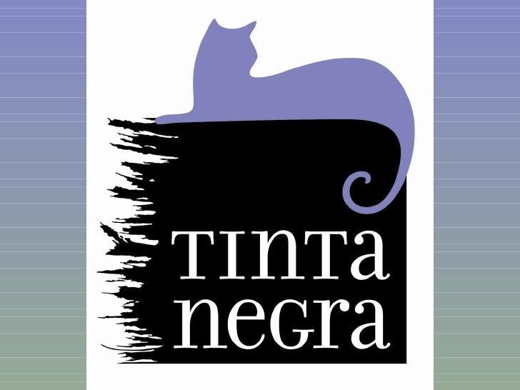 Tinta Negra Bazar Editorial 2010