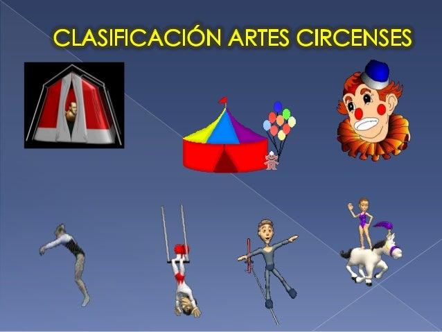Tio memo clasificacion circo  terminada