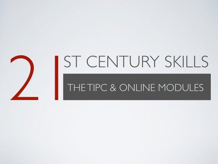 Tipc Intro Ms Principals