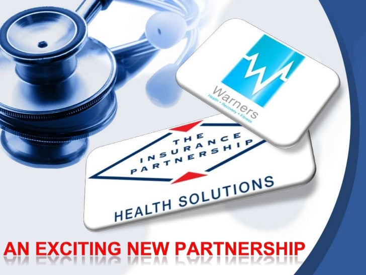 The Insurance Partnership and Warner Health