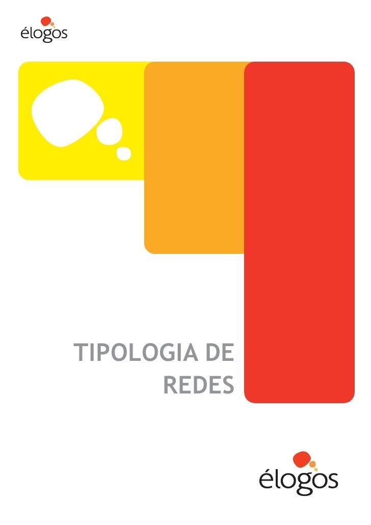 TIPOLOGIA DE       REDES