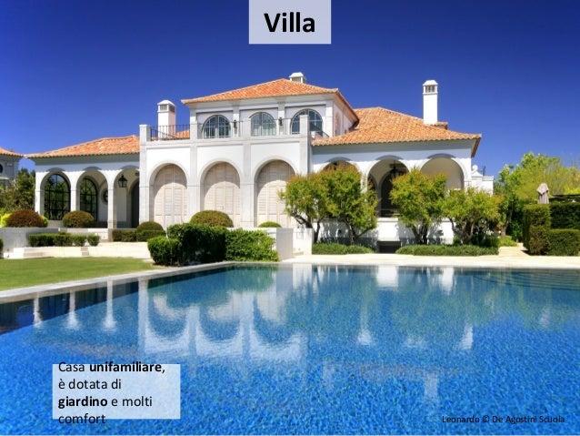 Tipologie di abitazioni for Tipi di schierandosi per le case