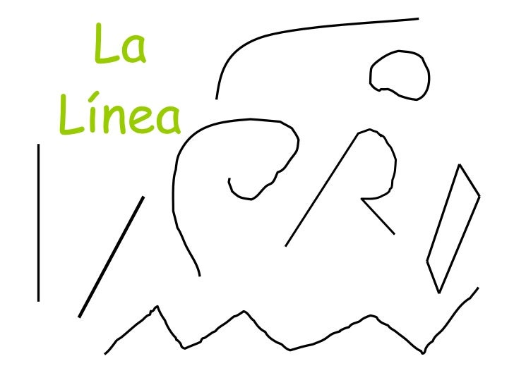 Tipos de Línea