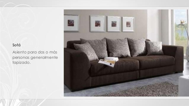 Tipos clasificaci n y estilos de muebles - Que sofas que muebles ...