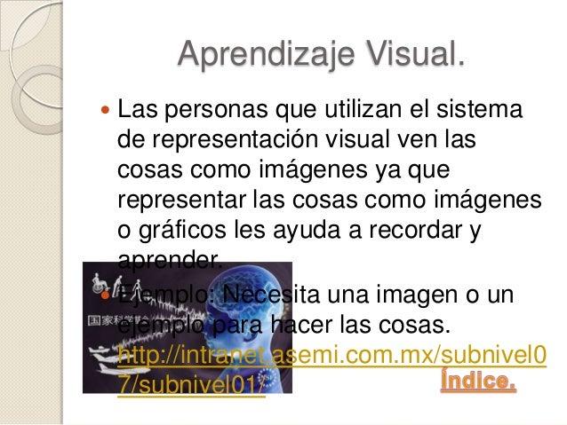 Eduteka Aprendizaje Visual Aprendizaje Visual Eduteka