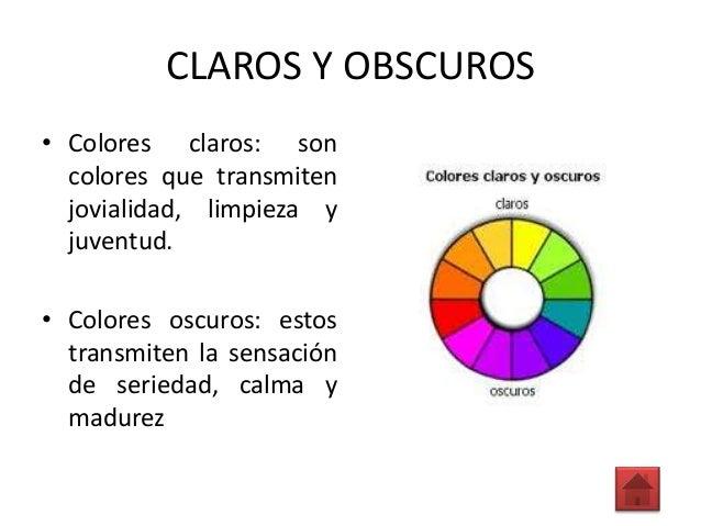 Tipos de colores - Cuales son los colores calidos y frios ...