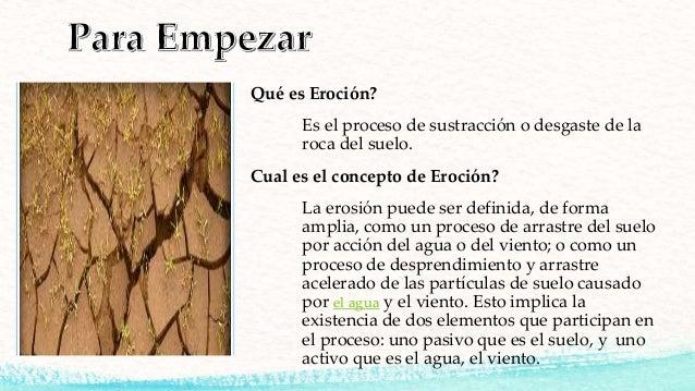 Tipos de erosi n y como prevenir la eroci n del suelo - Como solar un suelo ...