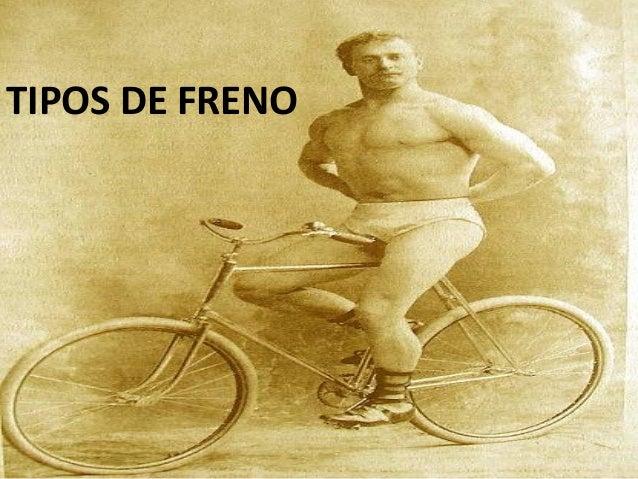 TIPOS DE FRENO