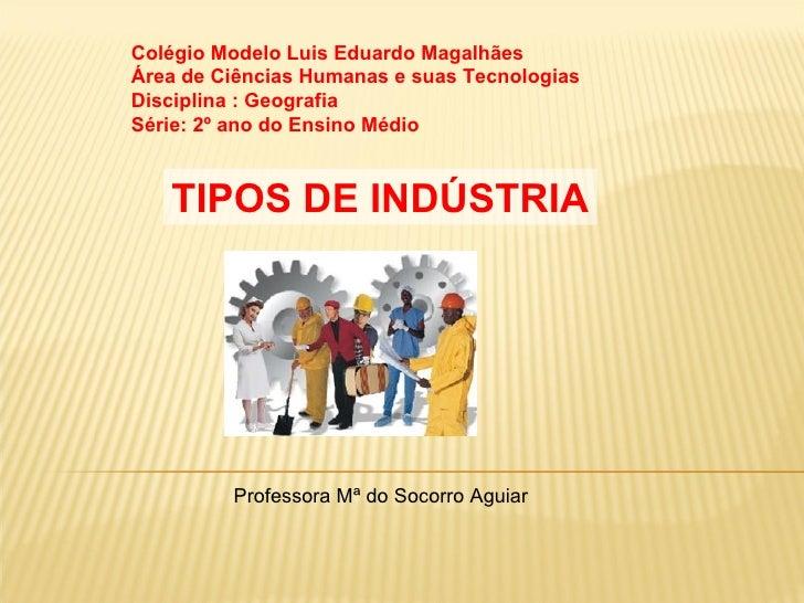 Colégio Modelo Luis Eduardo MagalhãesÁrea de Ciências Humanas e suas TecnologiasDisciplina : GeografiaSérie: 2º ano do Ens...