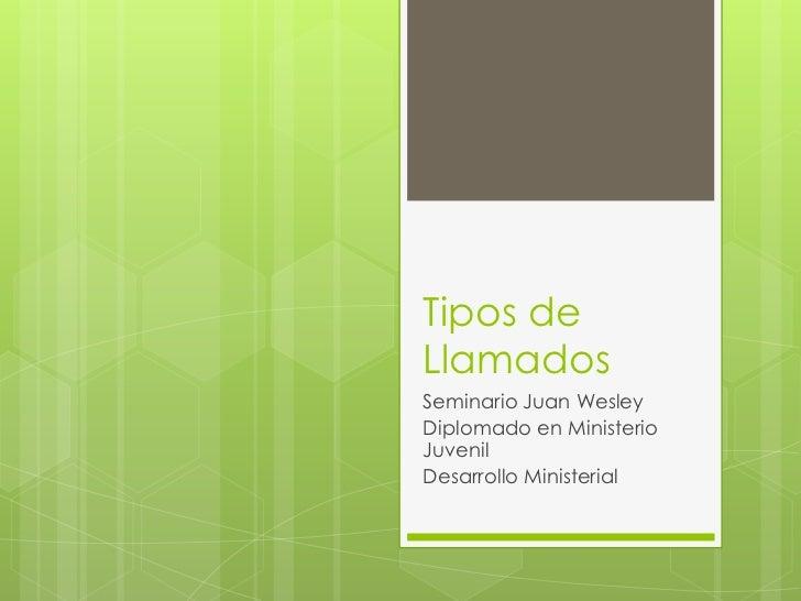 Clase Desarrollo Ministerial 20 Febrero 2012