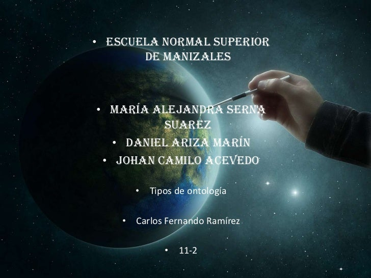 <ul><li>Escuela normal superior de Manizales