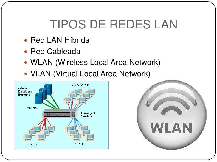 Tipos de redes locales for Cuales son los cajeros red