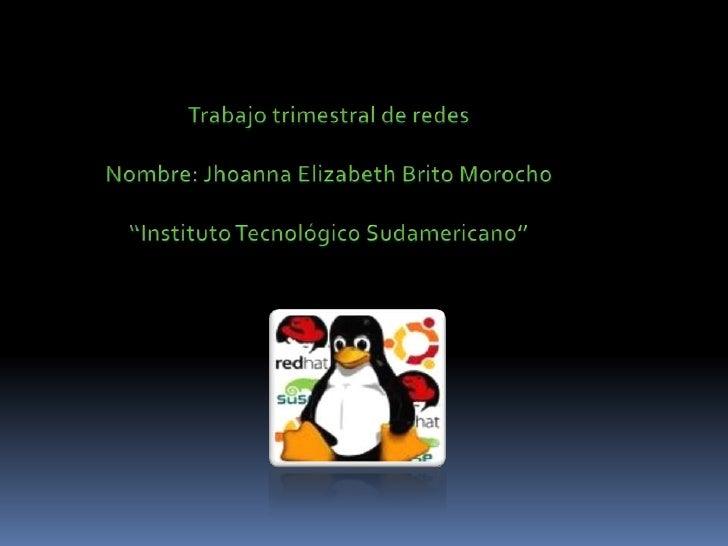 SISTEMAS OPERATIVOS    on un conjunto de programas destinados a permitir la comunicación del usuario con un ordenador. Com...