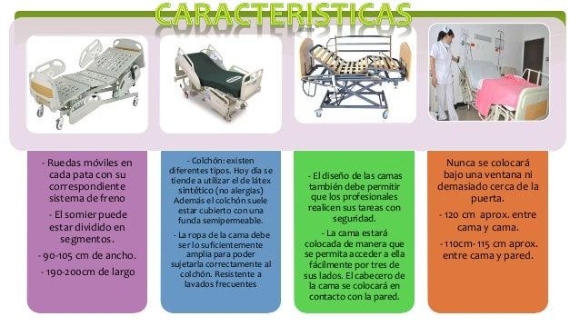 Imagenes De Baño En Cama Enfermeria:Tipos de tendidos de cama