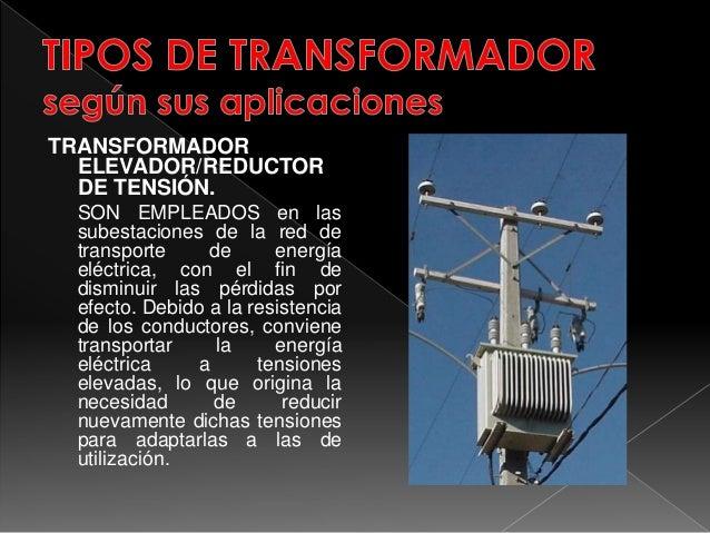 TRANSFORMADOR ELEVADOR/REDUCTOR DE TENSIÓN. SON EMPLEADOS en las subestaciones de la red de transporte de energía eléctric...