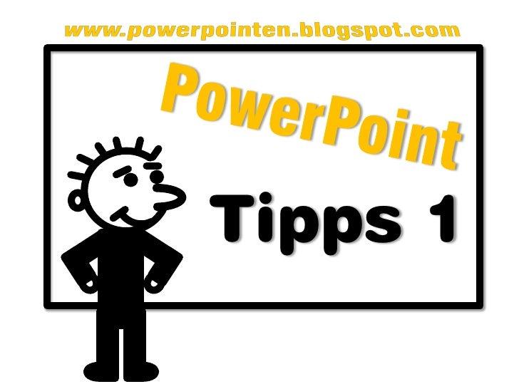 Tipps 1