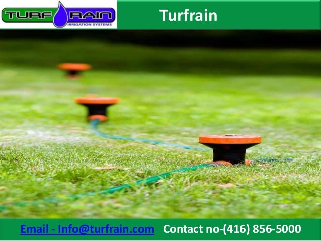 Tips on How to Install Irrigation Systems