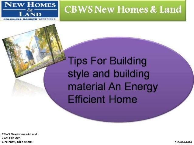 Energy efficient home building materials driverlayer for Energy efficient roofing material