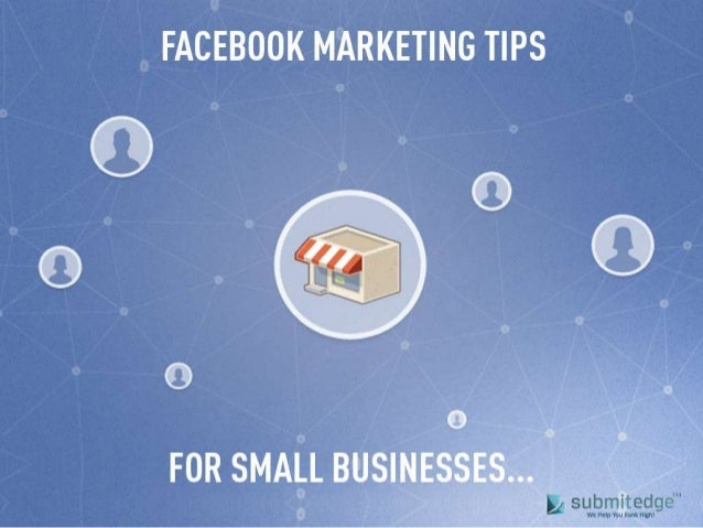 7 Social Media Marketing Tips For Small Business