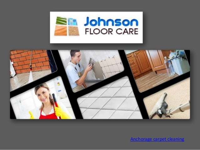 Anchorage carpet cleaning